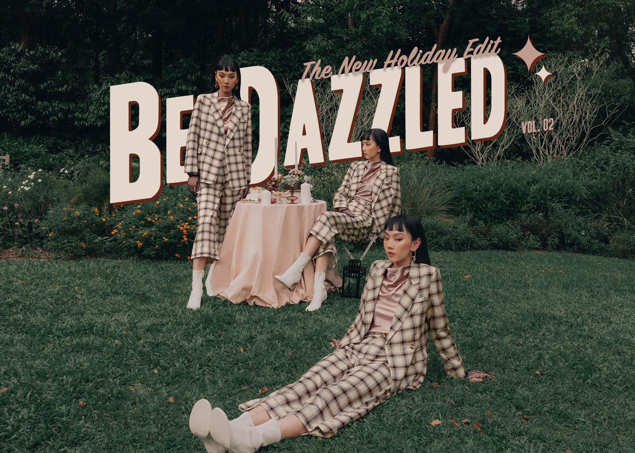 BE-DAZZLED VOL. 02