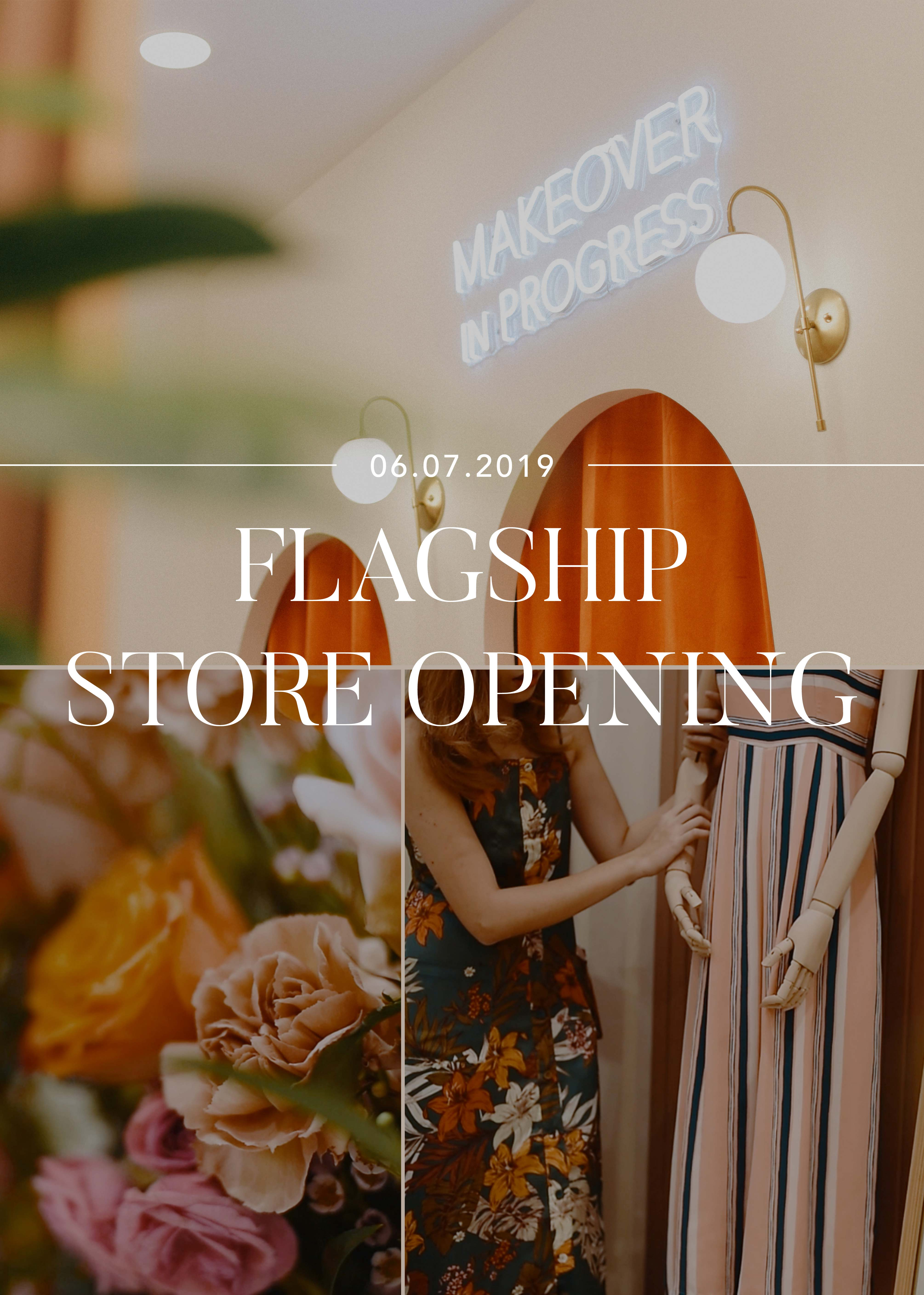 FLAGSHIP STORE OPENING