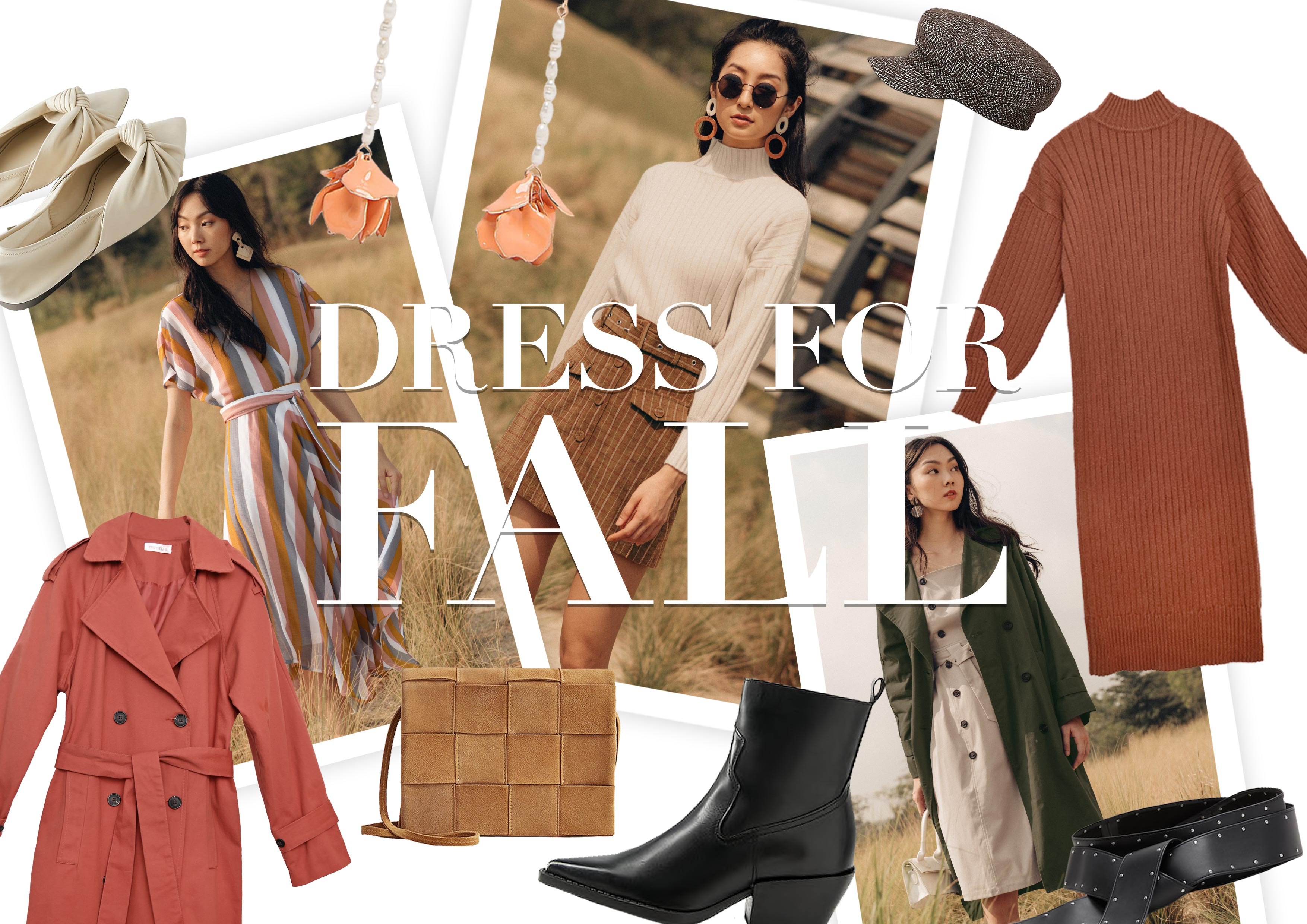 DRESS FOR FALL