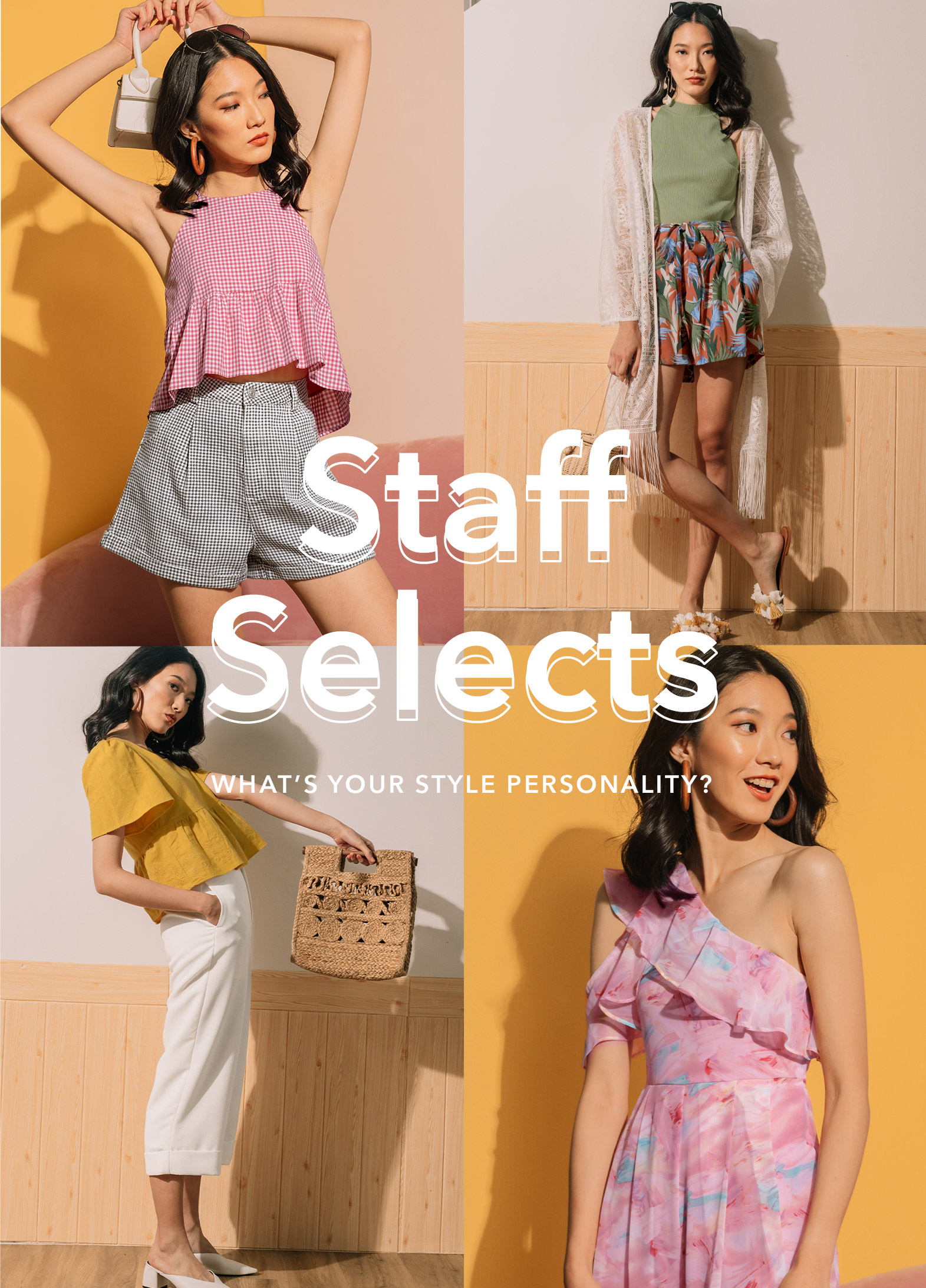 STAFF SELECTS
