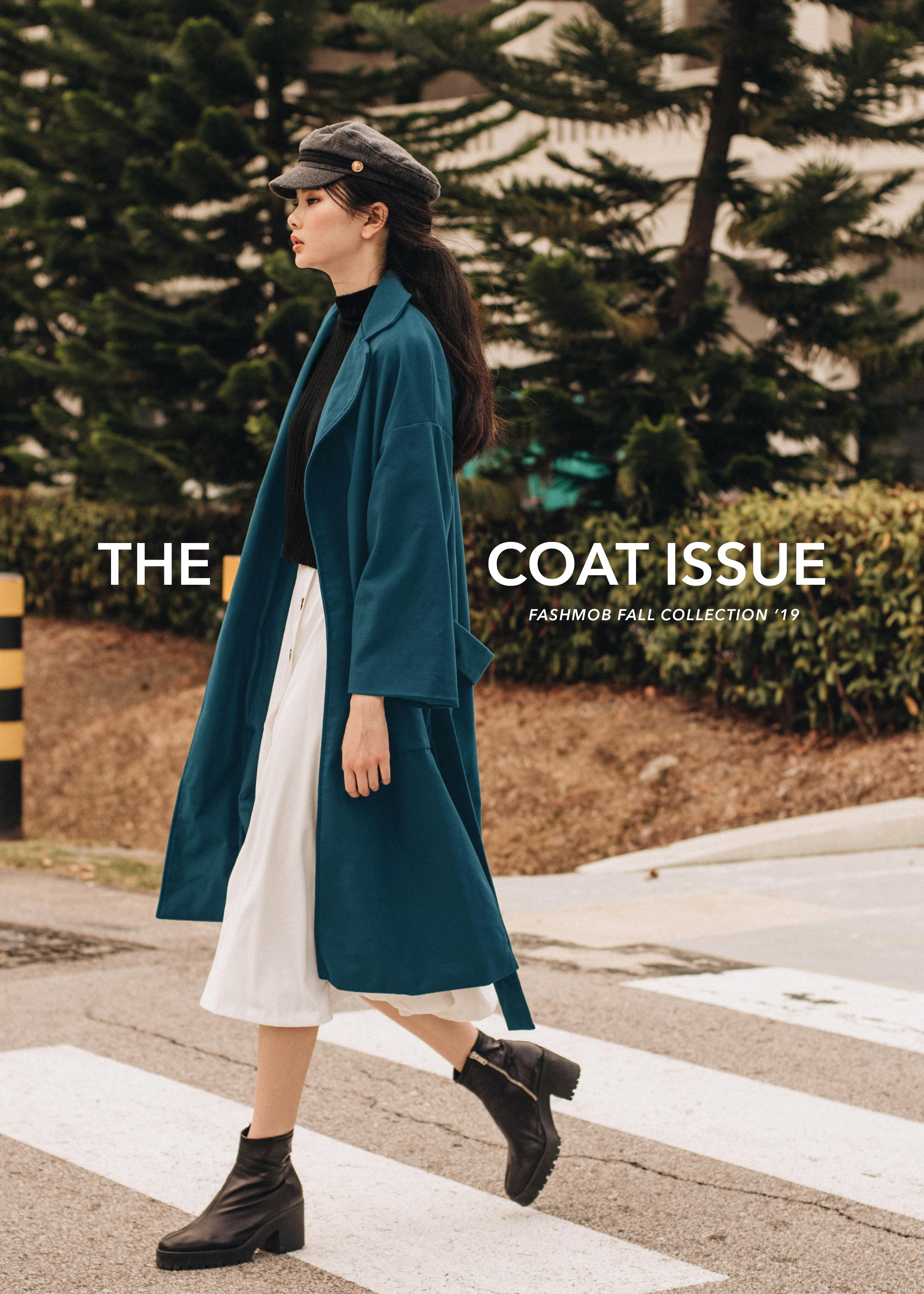 THE COAT ISSUE