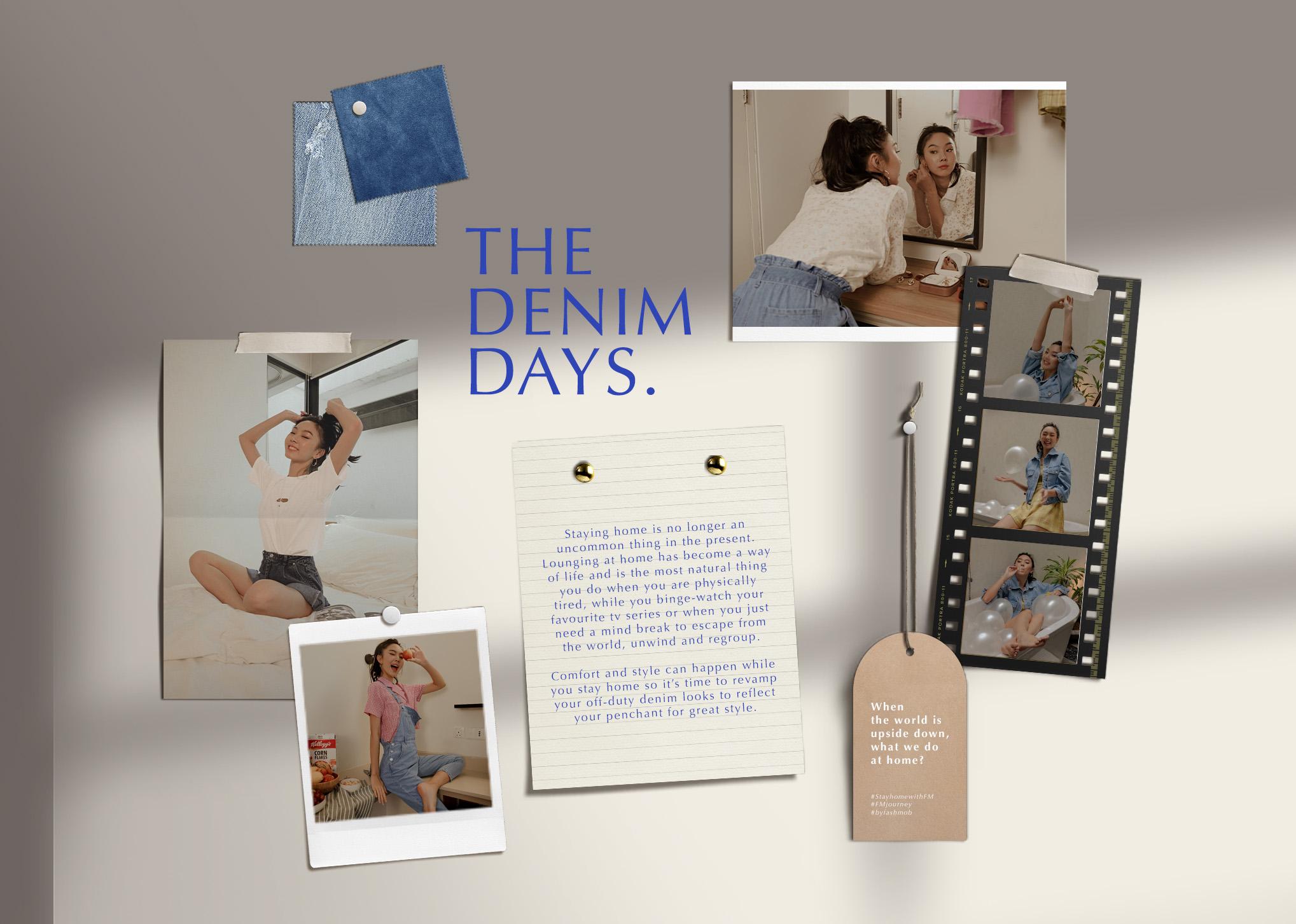 THE DENIM DAYS