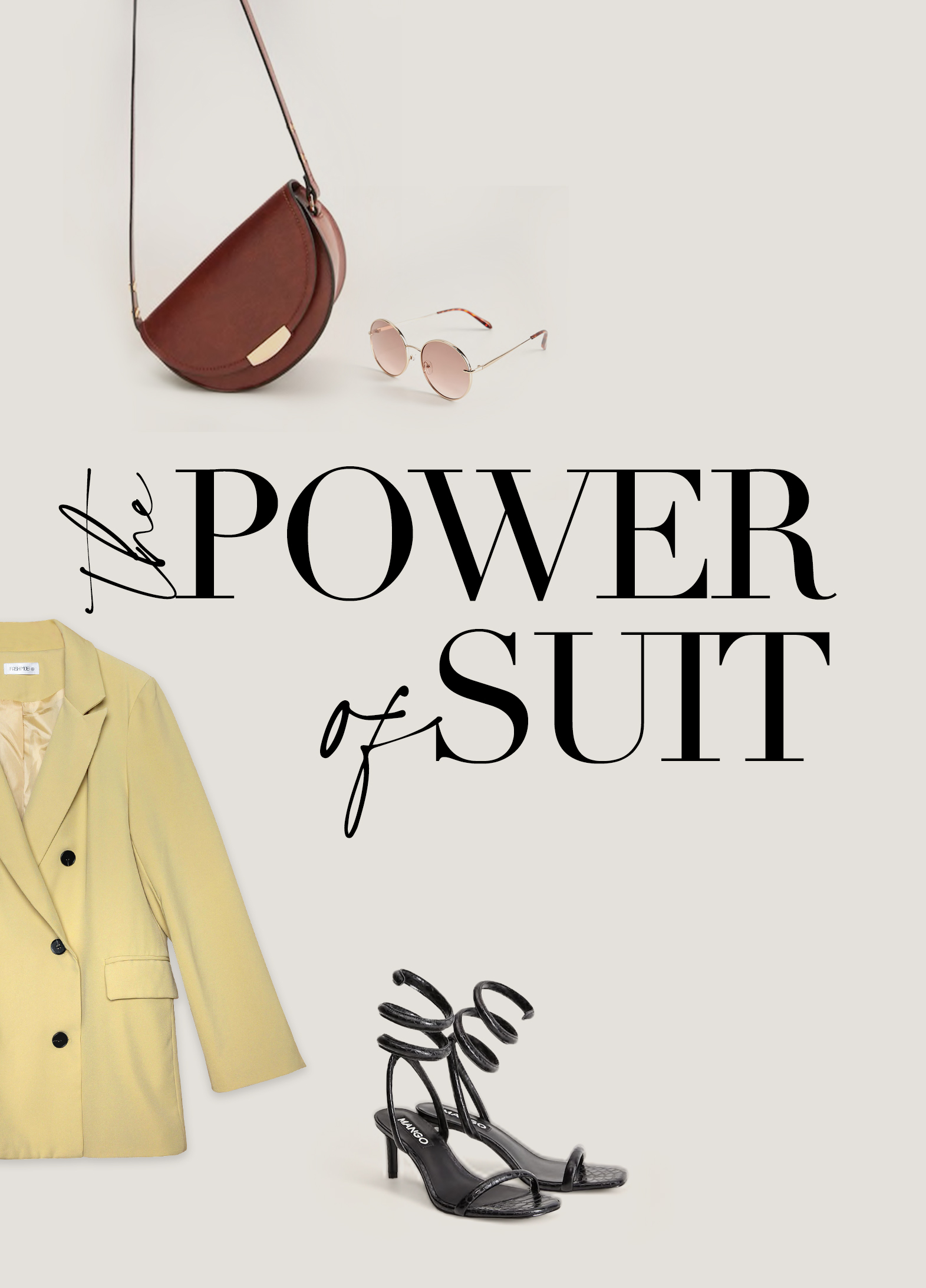 THE POWER OF SUIT!