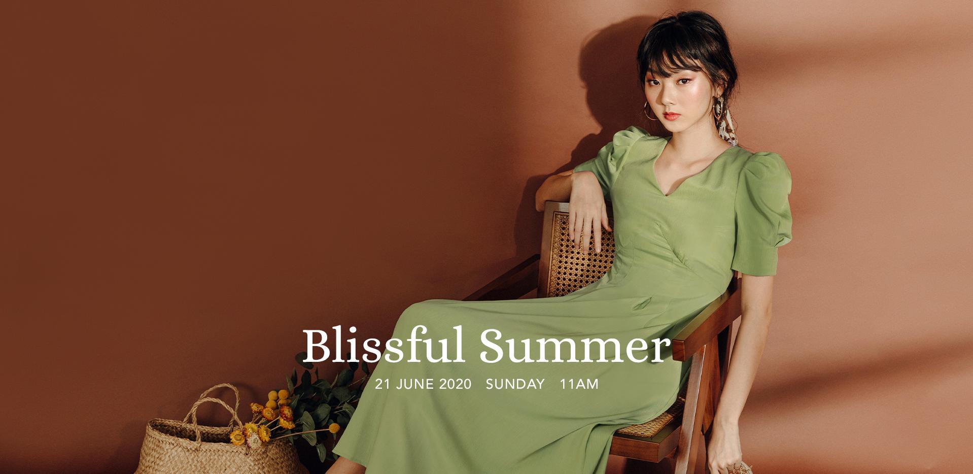 BLISSFUL SUMMER