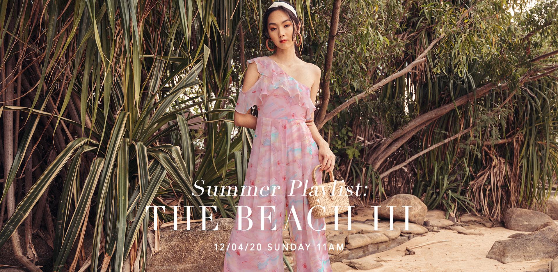 SUMMER PLAYLIST: THE BEACH III