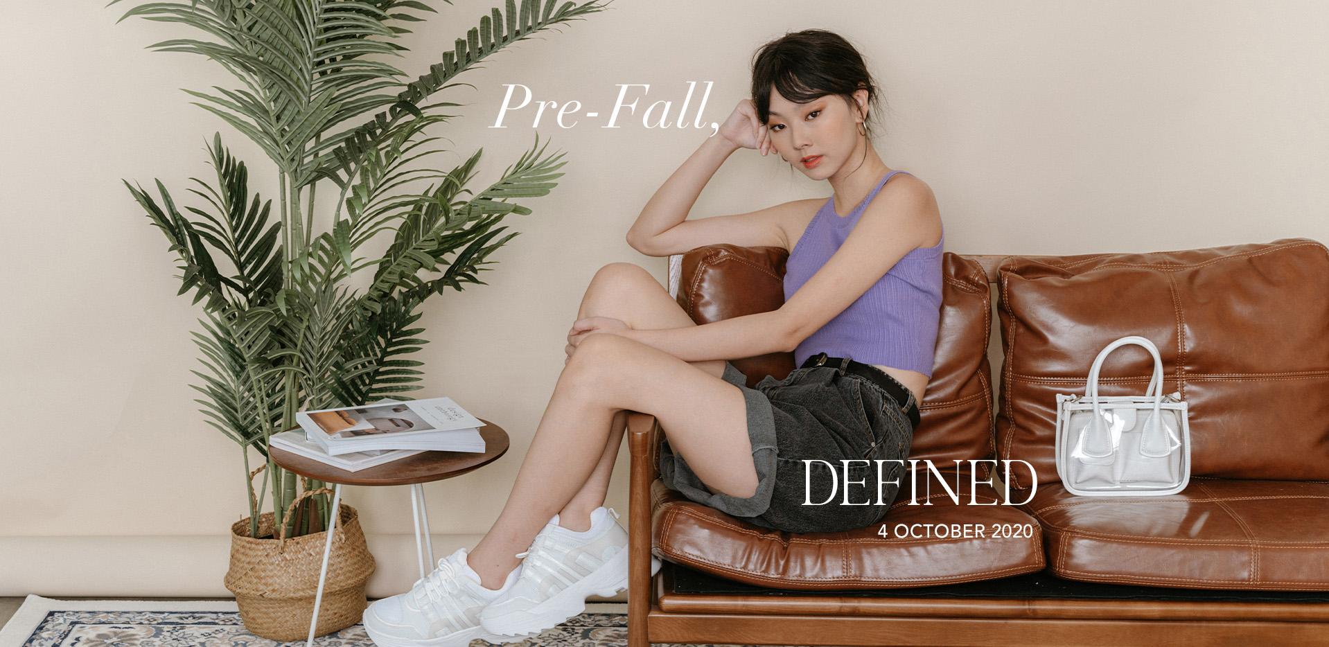 PRE-FALL, DEFINED