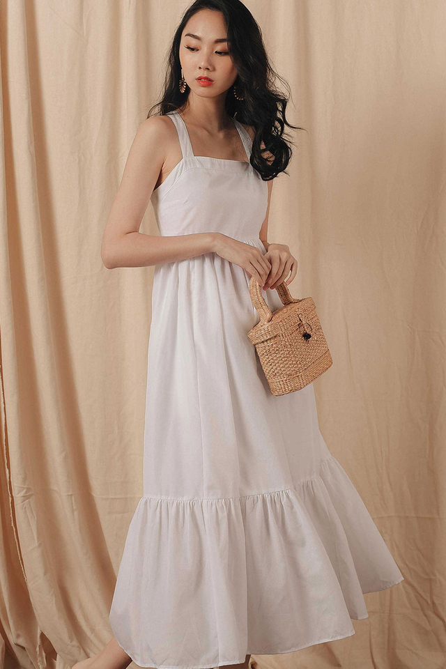 QUAY MAXI IN WHITE
