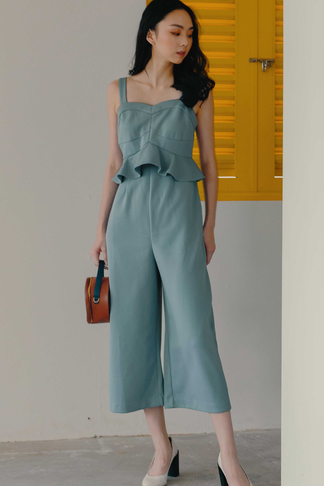 MARCI JUMPSUIT IN BLUE