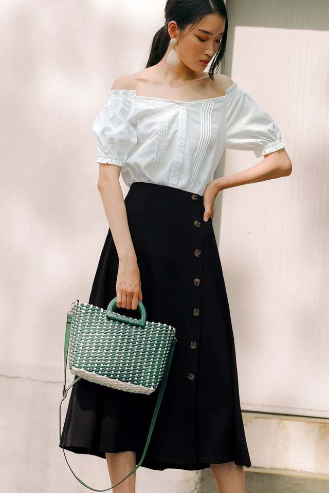 EIDEL BUTTON MIDI IN BLACK