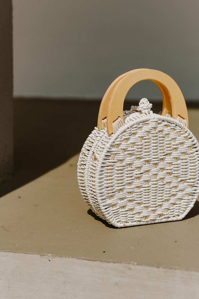 ERIN BAG IN WHITE