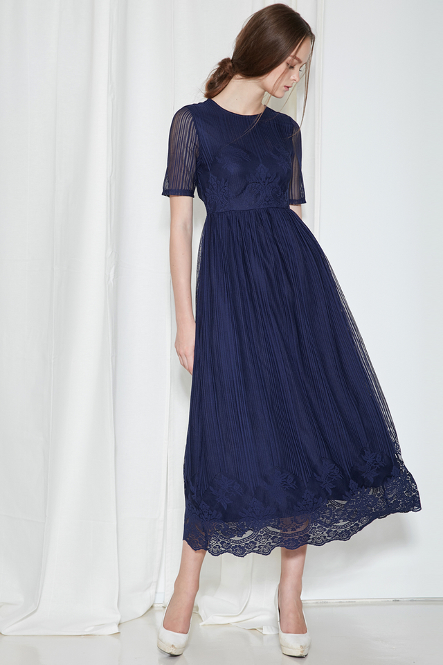 *BRIDGE* Riviera Maxi in Navy