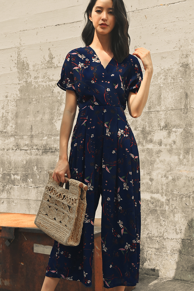 *BACKORDER* LAYLA JUMPSUIT (S - XL)