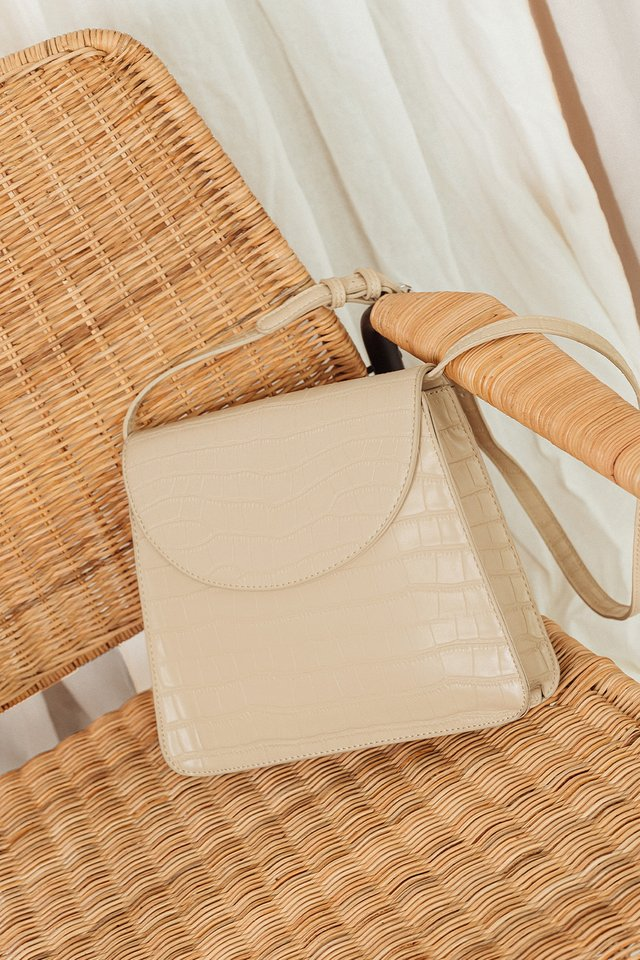 CALDWELL BAG IN BEIGE