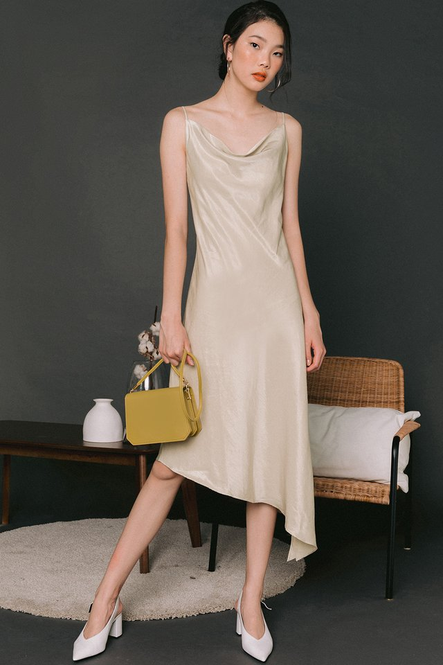 *BACKORDER* ELDORA MAXI IN CHAMPAGNE