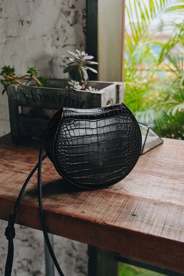 MIKO BAG IN BLACK