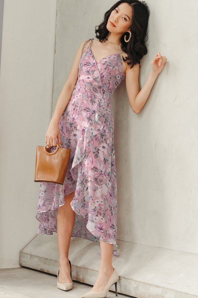 CACIA MAXI IN PINK