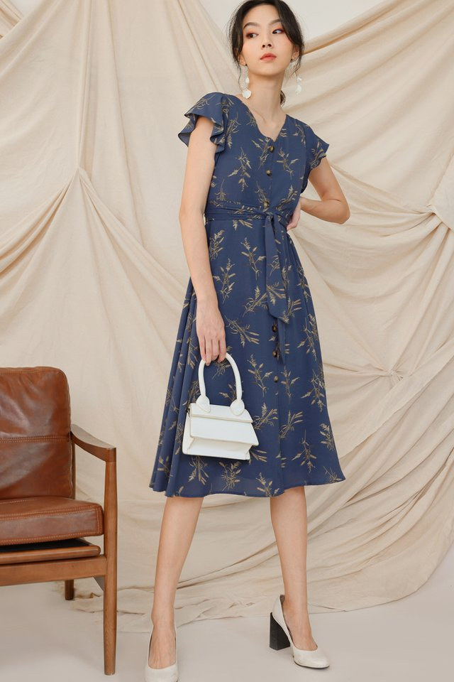AUREL MIDI IN NAVY