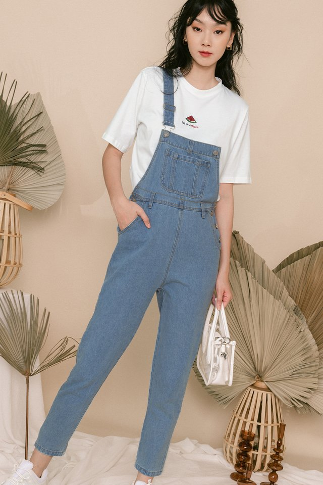 *BACKORDER* ELI DENIM DUNGAREE