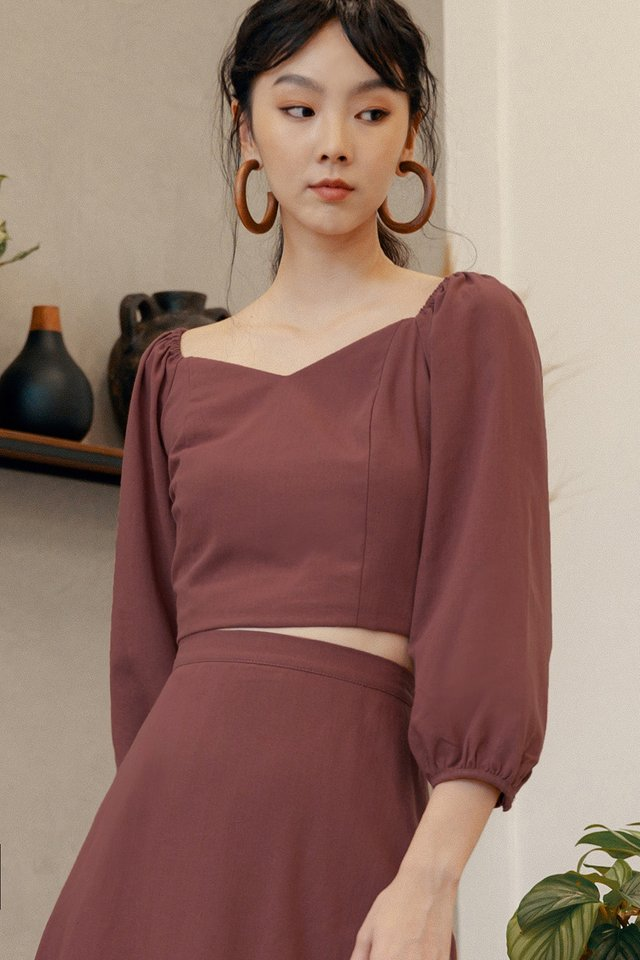 BRODY TOP IN MARSALA