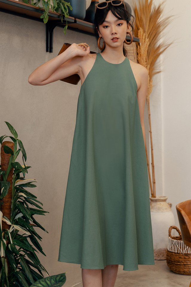 JOSE MAXI IN SEA GREEN