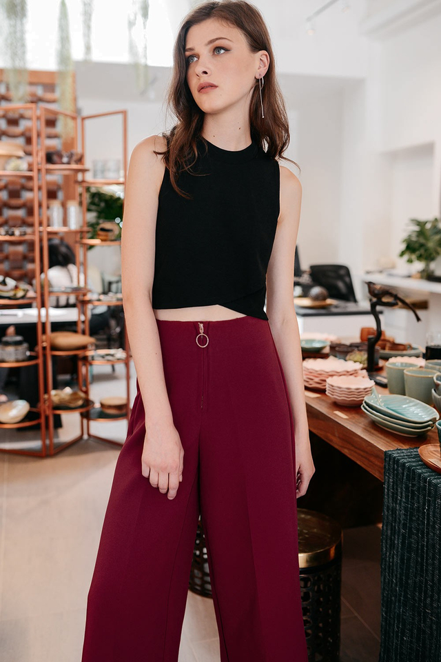 MALLORY CULOTTES IN WINE