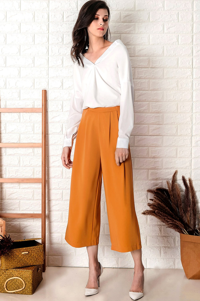 MARCELLO CULOTTES IN HONEY MUSTARD