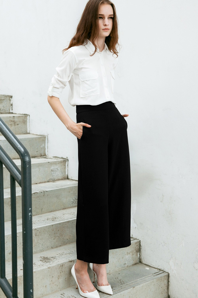*BACKORDER* LANGDON PANTS IN BLACK