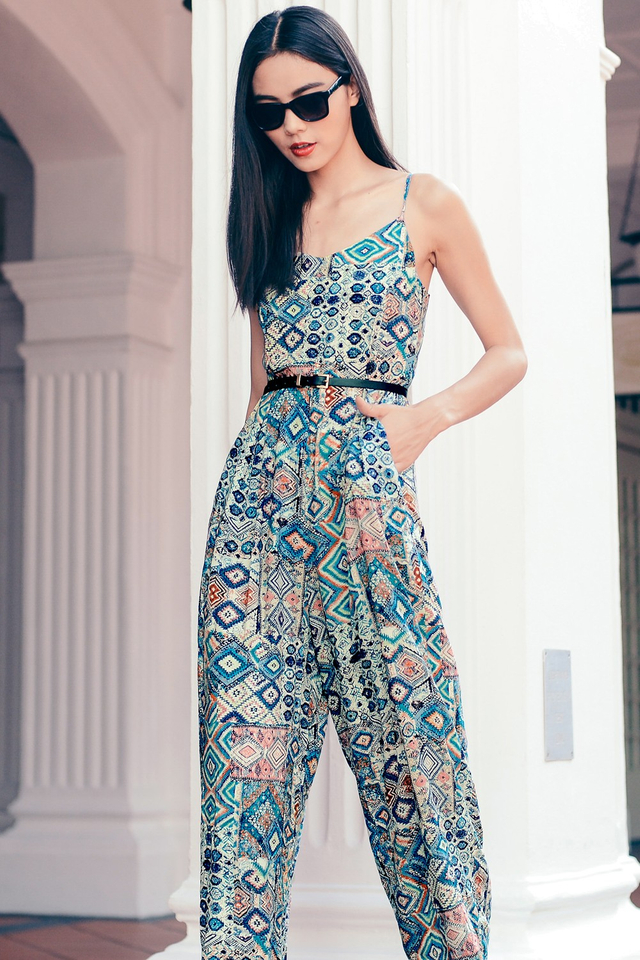 *BRIDGE* Bohemian Jumpsuit