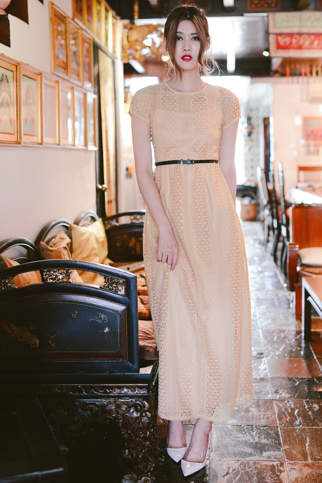 *PREMIUM**BRIDGE* Sauvignon Maxi in Peach Pink