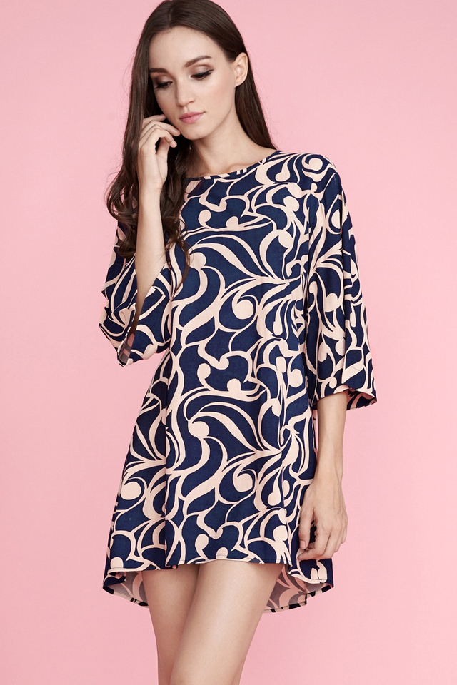 *BRIDGE* Grazia Tunic Dress