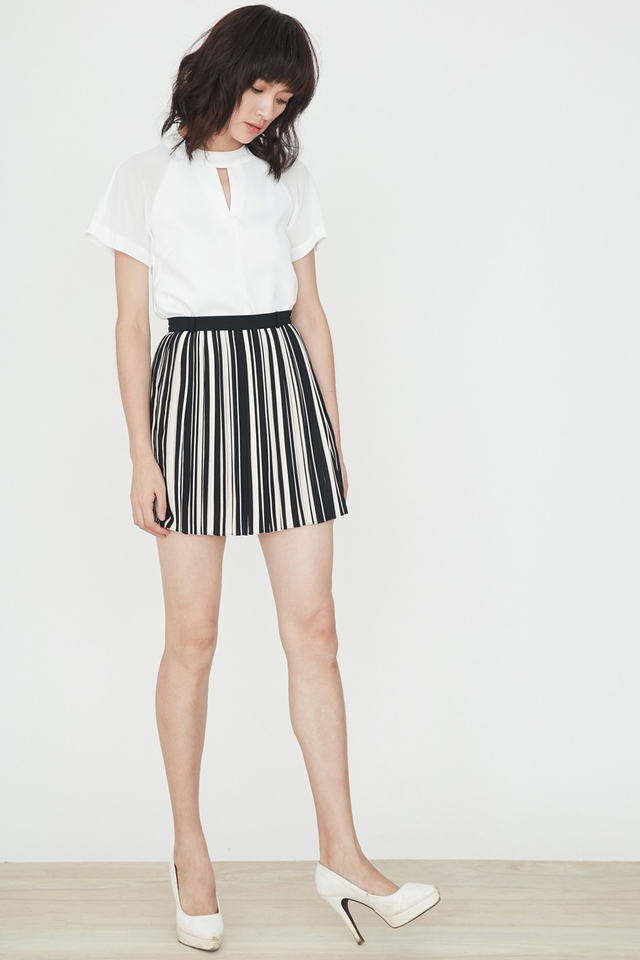 *BRIDGE* Olivia Pleated Skorts