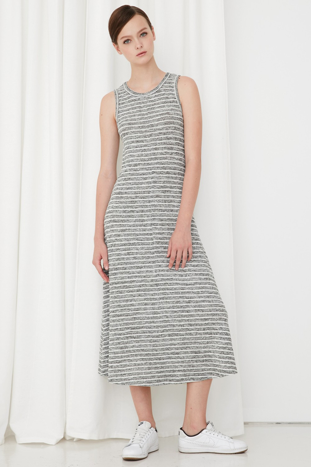 *BRIDGE* Loie Maxi in Grey