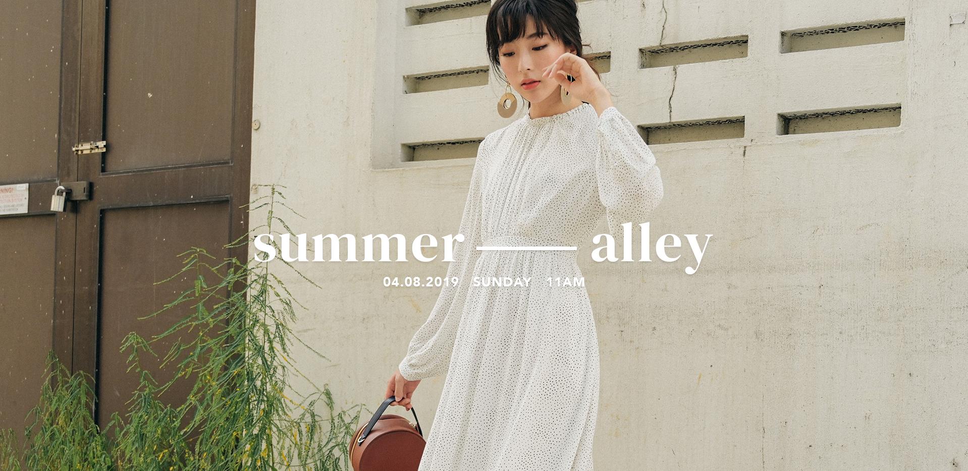 SUMMER ALLEY